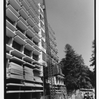 Wurster Hall: construction<br />
