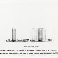 Greenwald, Herbert S. Apartment Buildings