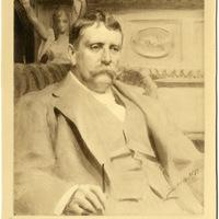 Daniel Burnham Portrait